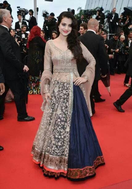 17 Best images about Dresses/ Gowns on Pinterest   Neeta lulla ...