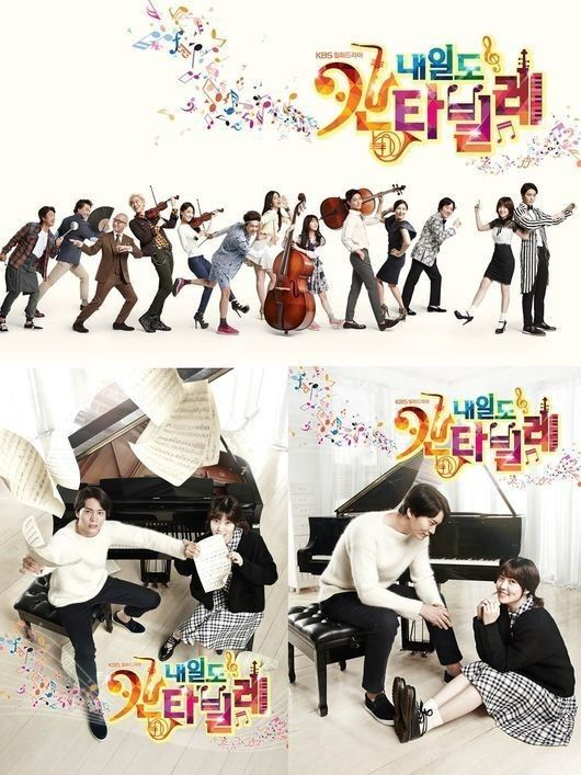 Cantabile Tomorrow - 2014 -episode 14 Moon Joo Won                                                                                                                                                                                 More