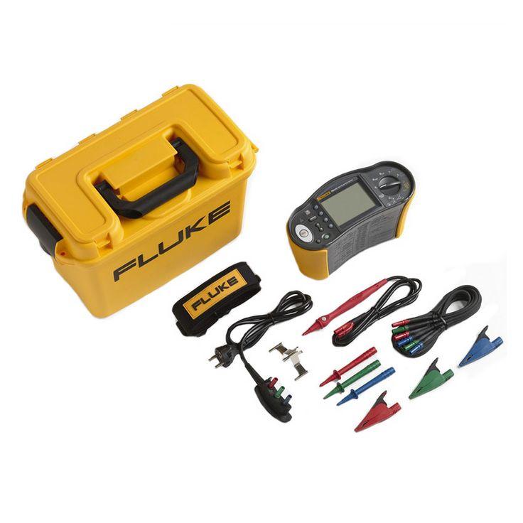 Buy this Fluke Fluke 1664FC Multifunction Installation Tester with Auto Test…