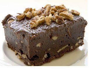 Receta para hacer Brownies con trozos de Chocolate Blanco