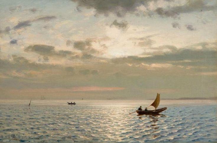 Reflection of the Sun (Solspeil)  Amaldus Clarin Nielsen