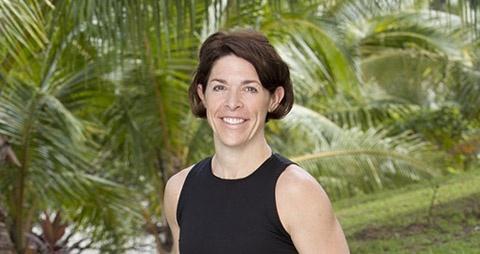 Denise Stapley, 41, Cedar Rapids, Iowa, therapist