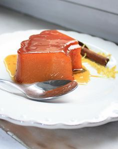 Pudim Abade de Priscos. One of the best puddings of portuguese traditional cuisine.