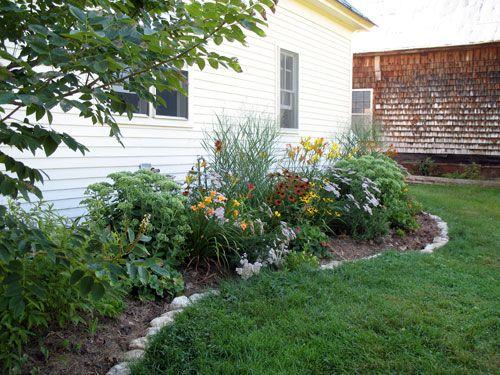 Landscaping With Perennials : Perennial gardens