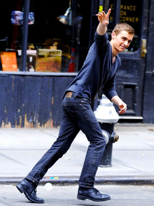 Dave Franco. Now you see me. Just went and saw this, and he is the best part of the whole movie!! <3