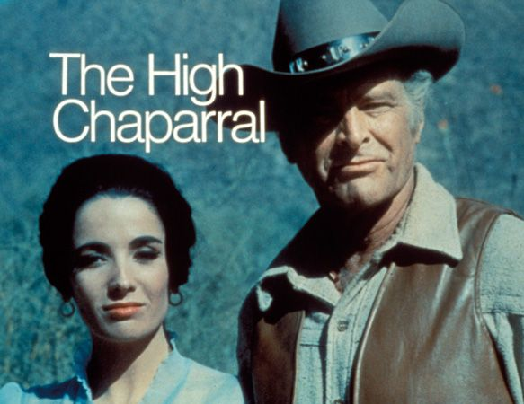 Image result for TV SERIES THE HIGH CHAPARRAL