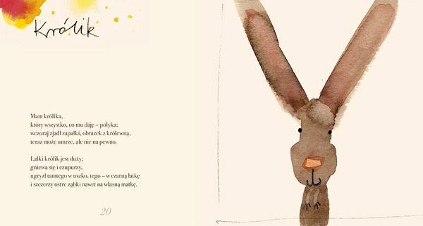 Polish illustration duo Ewa Kozyra-Pawlak and Pawel Pawlak