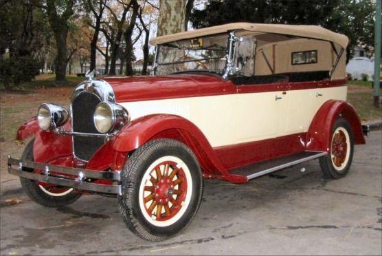 1927 Chrysler model 60 Touring