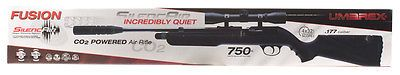 Air Rifles 178888: Umarex Fusion 2251306 Pellet Air Rifle 750Fps 0.177Cal W/Bol -> BUY IT NOW ONLY: $157.22 on eBay!