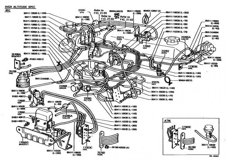 Vz Engine Bay Diagram di 2020