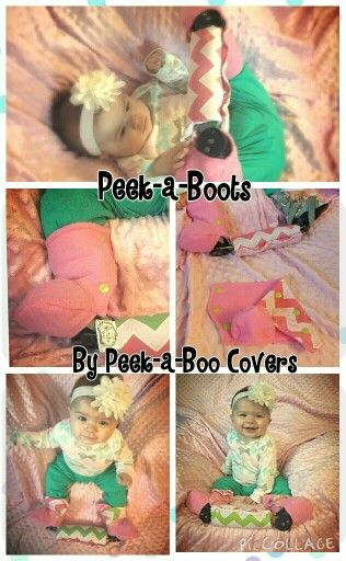PEEK-A-BOOTS made by my store clubfoot accessories by peekaboocovers
