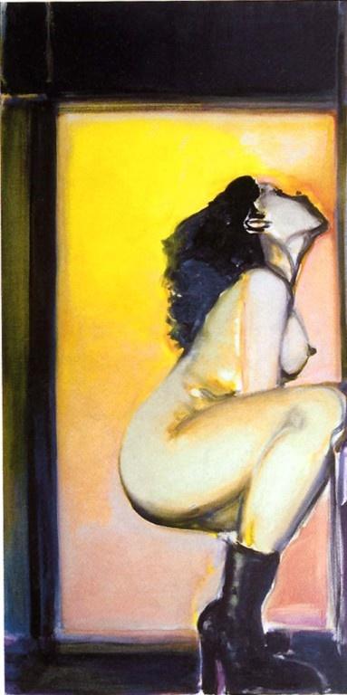 MARLENE DUMAS http://www.widewalls.ch/artist/marlene-dumas/ #MarleneDumas #contemporaryart #paintings