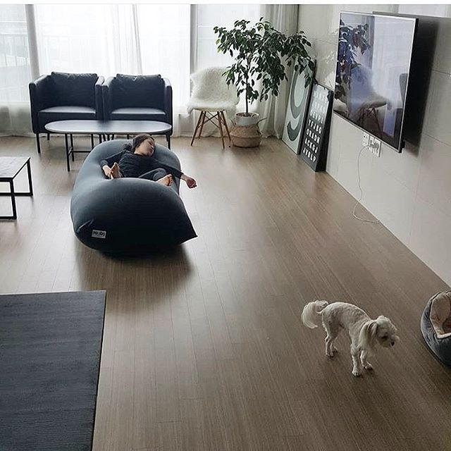 Life With Yogibo S Yogiboのある生活 Yogibo Max Dark Grey Kimjh821023 様 Thanks Yogibo Yogibojapan Interior Interiordesign C ソファなしリビング ソファーなし リビング リビング インテリア ソファなし