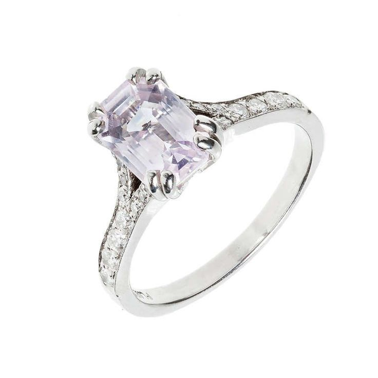 1000 ideas about Platinum Engagement Rings on Pinterest