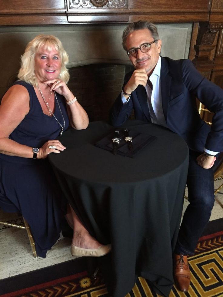 Video Interview, ATimelyPerspective's Roberta Naas talks with MB&F's Charris Yadigaroglou about the Legacy Machine Split Escapement and more.
