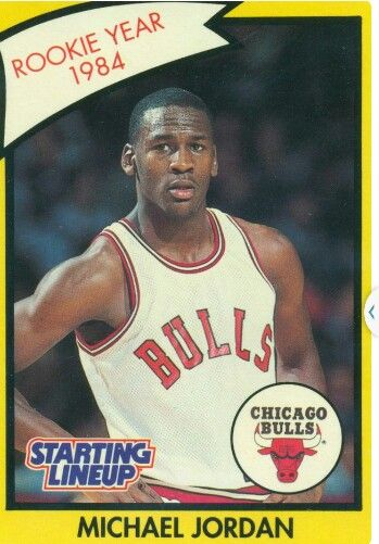 Basketball Photos - Chicago Bulls Rookie Michael Jordan in 1984