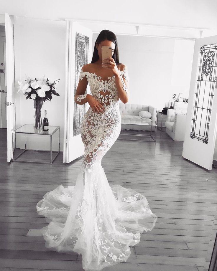 Самое сексуальное свадебное платье фото — pic 2
