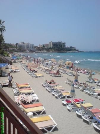 Ladies beach, Kusadasi (They can't be seen with the men)