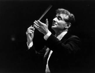 leonard bernstein conducting - photo #7