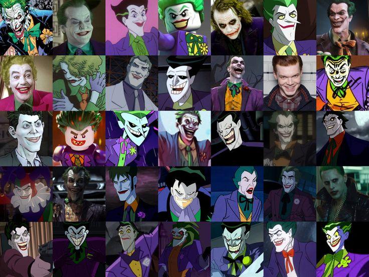 The Joker by Legion472.deviantart.com on @DeviantArt ...