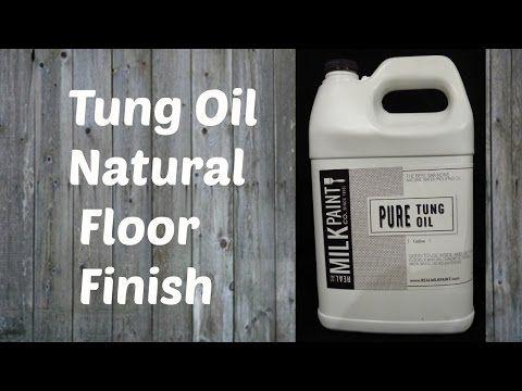 Waterlox Vs Milk Paint Tung Oil