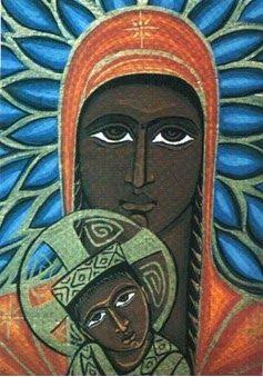 Terra Boa - Reflexões do Pe. J. Ramón: Maria, mãe e discípula de Jesus...