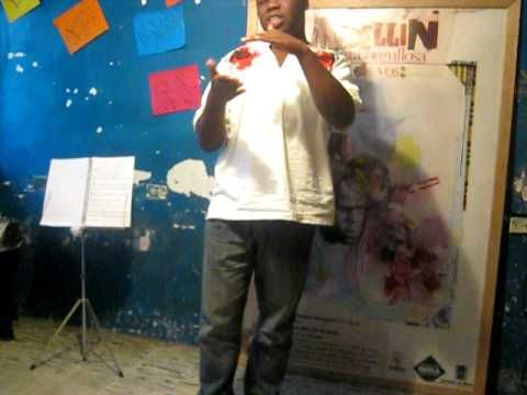 (464) Son Bata founder speaks about the youth movement - Medellin, Colombia - YouTube