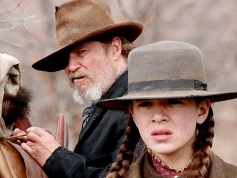 True Grit - Western movie about a teenage girl who goes after her daddy's killers. You should see this movie only for the acting skills of this girl. Increadible. The scene where she negotiates with a man could be part of any business training in  negotiation skills.
