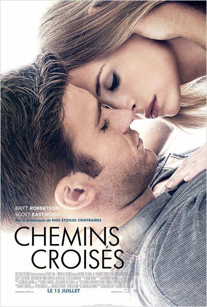 """♥♥♥♥ """"Chemins croisés"""", une romance de George Tillman Jr. avecBritt Robertson, Scott Eastwood, Alan Alda... (07/2015)"""