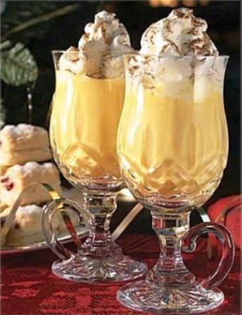 Real Old Fashioned EggNog Or Enjoy a stick of Mehlenbachers Eggnog Taffy