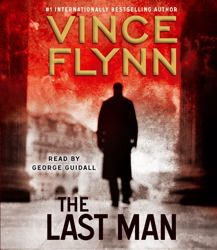 The Last Man by Vince Flynn. Ready to start reading my latest Vince Flynn book
