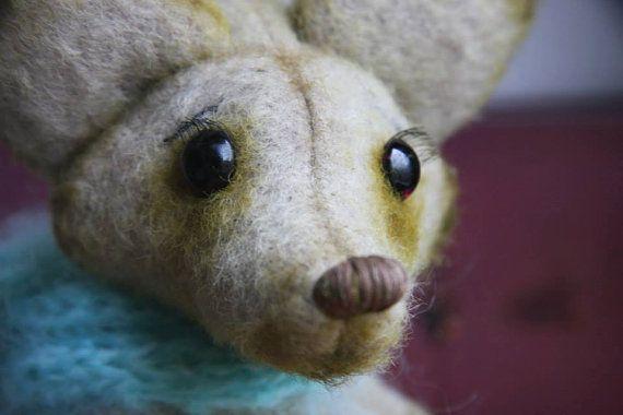 Markemyan  kid or interior toy Teddy bear style от CraftNonstop