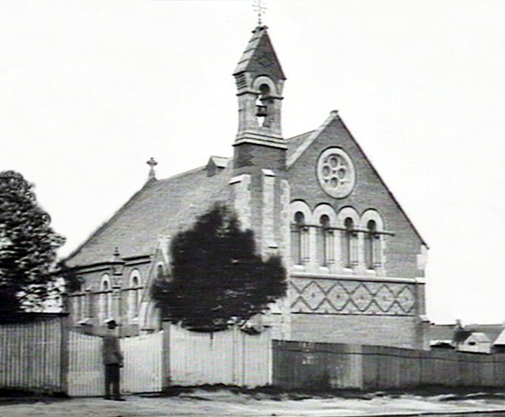 St. Silas. Botany Road. Waterloo.... early 1900s