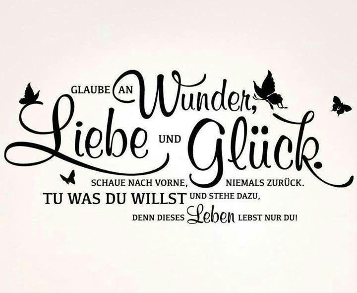 17 Best images about Sprüche on Pinterest At midnight, Ich liebe