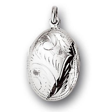 Huiscollectie 1005494 Zilveren medaillon