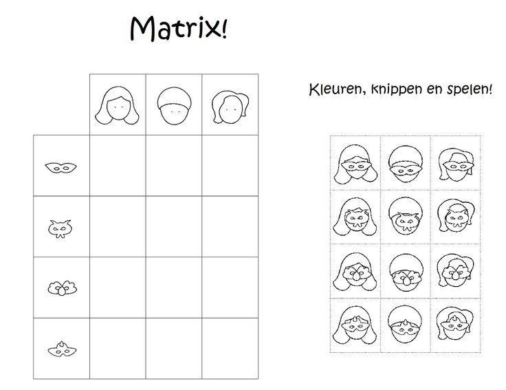 * Matrix!