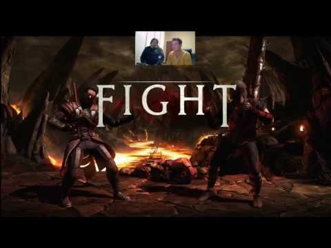 Novità #5 : Facciamoci picchiare a Mortal Kombat XL