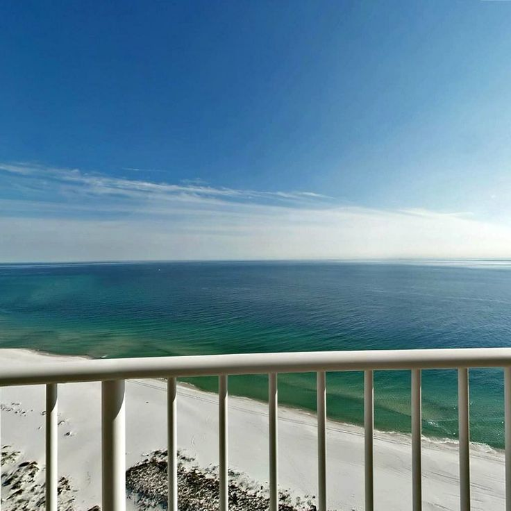 Balcony View At Turquoise Place In Orange Beach. For
