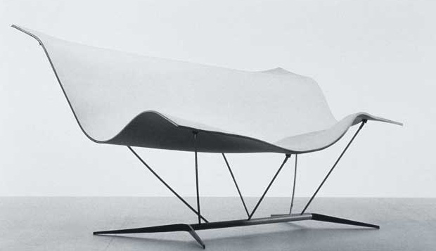 Ilkka Suppanen, Flying carpet sofa, 1998