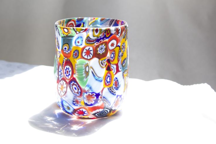 """Fantasy Zoom"" - Murano Glass Table Set, € 390,00 