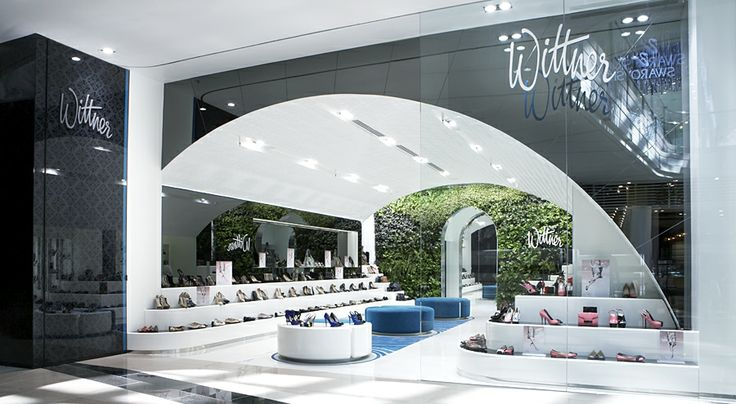 More inspiration for some new Virtual Shopfronts #modern #retail