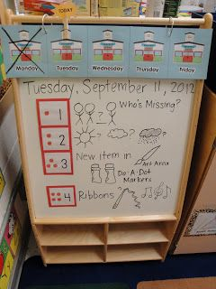 Wild About Pre-K: The First Weeks of School