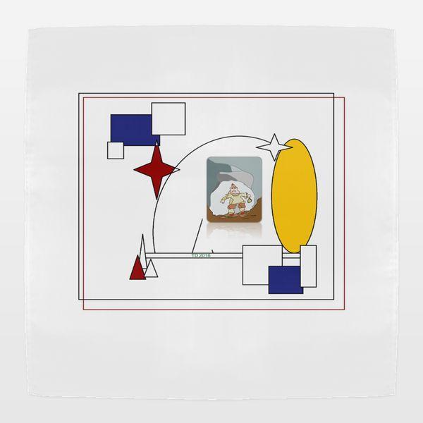 Stylish tablecloth - Tate Devros