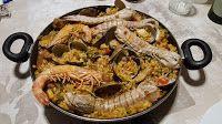 Los platos del Sueko: Paella mixta.