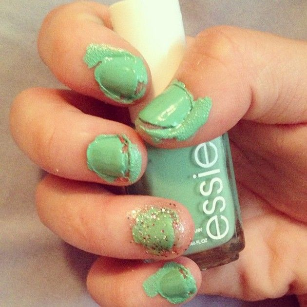 30 best Nail Fails images on Pinterest | Nail arts, Nailed it and ...