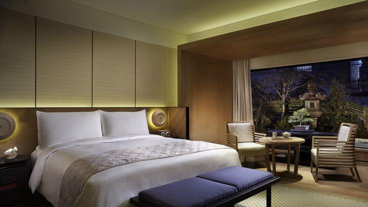 Deluxe Garden - The Ritz-Carlton, Kyoto - Japan & Luxury Travel Advisor – luxurytraveltojapan.com - #Luxuryhotels #Kyoto #Japan #Japantravel #ritz-carlton