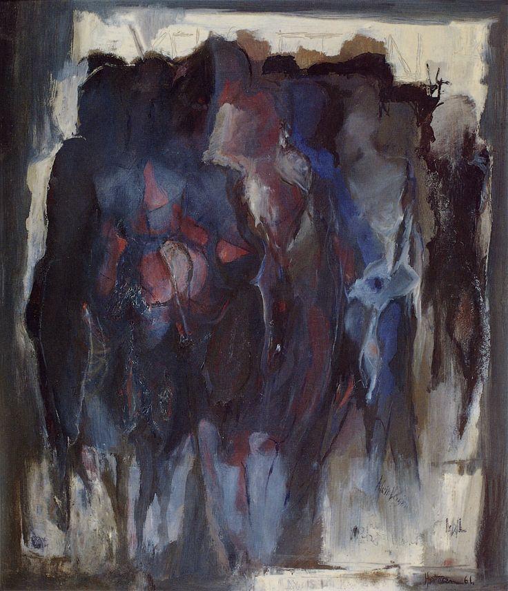 Holger Hattesen: Figurengruppe (1961)