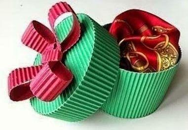 Tips para hacer manualidades con cartón corrugado