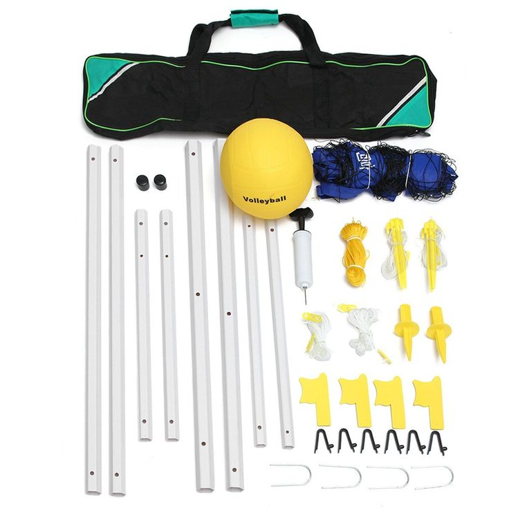 Outdoor Beach Volleyball Set Professional Volleyball Competition Accessories