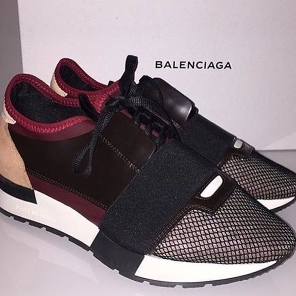 Balenciaga Runners Brand New, Comes w Box . Worn Once To Try On . Balenciaga Shoes Sneakers